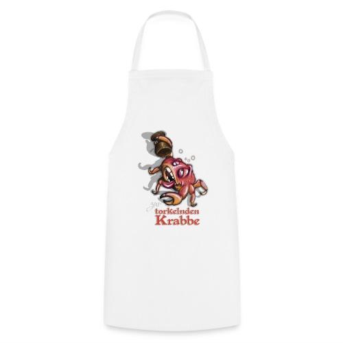 Zur torkelnden Krabbe - Kochschürze