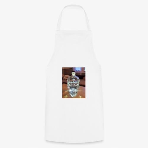 Crystel Head - Kochschürze