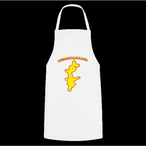 T-shirt, Pizzasalladland - Förkläde