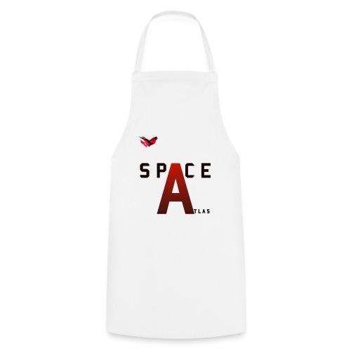 Space Atlas Baseball Long Sleeve Capital A - Forklæde