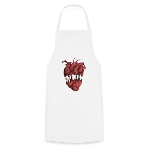 Bizarre Heart - Delantal de cocina