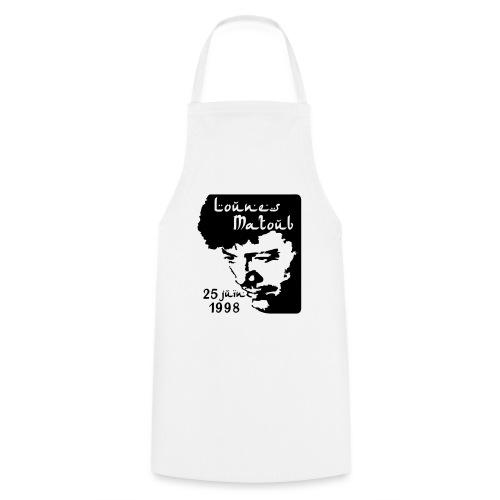Motif hommage à Lounes Matoub - Tablier de cuisine