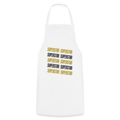 Superstar - Kochschürze