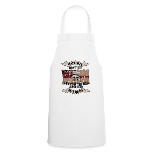 Cross the Bar2 - Cooking Apron