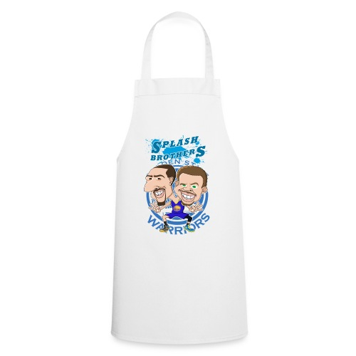 SPLASH BROTHERS - Delantal de cocina