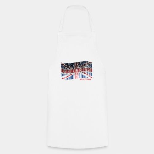 Made in Great Britain - Fartuch kuchenny