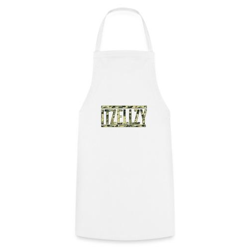 Camo Itz Ellzy logoc - Cooking Apron