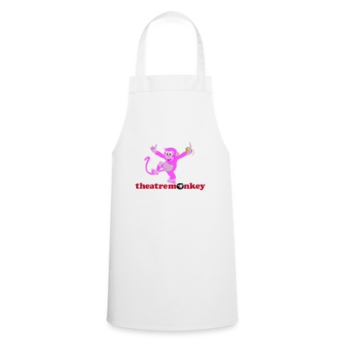 Sammy is In The Pink! - Cooking Apron
