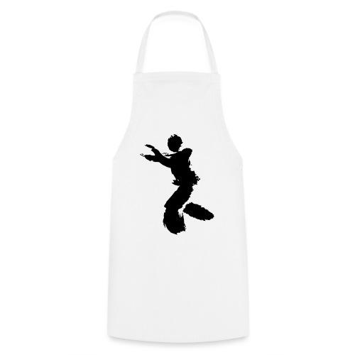Wing Chun / Kung Fu Tusche Figur VEKTOR - Cooking Apron