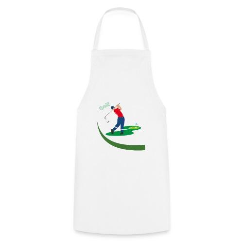 Golf - Tablier de cuisine