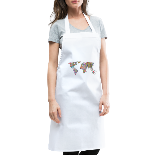 Hipsters' world - Cooking Apron