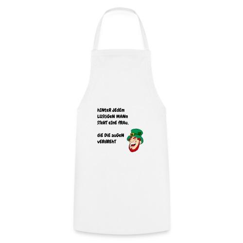 Hinter Jedem Lustigen Mann - Kochschürze