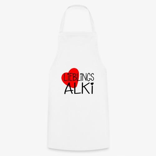 Lieblings-Alki Geschenkidee Valentinstag - Kochschürze