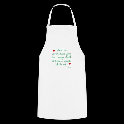 coeur d'amour - Tablier de cuisine
