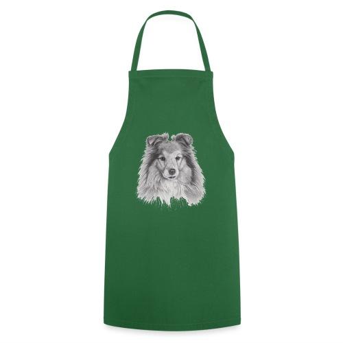 shetland sheepdog sheltie - Forklæde