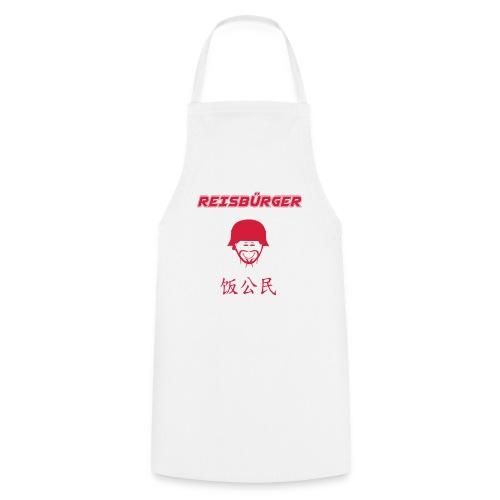 Reisbürger - Kochschürze