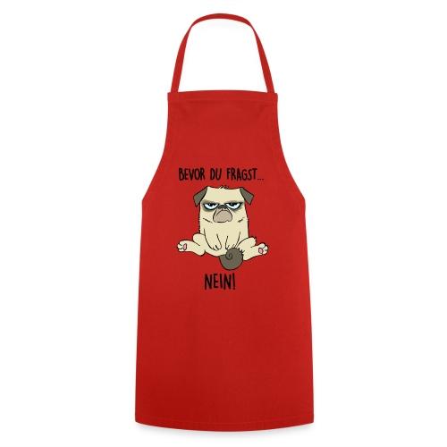 Vorschau: Bevor du fragst NEIN - Kochschürze