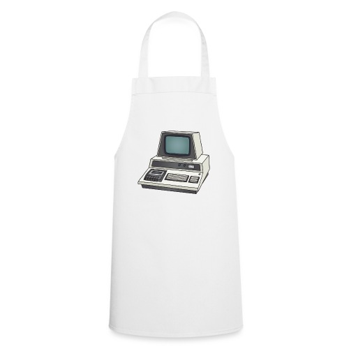 Personal Computer PC c - Kochschürze