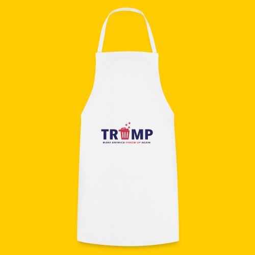 Trump trash - Förkläde