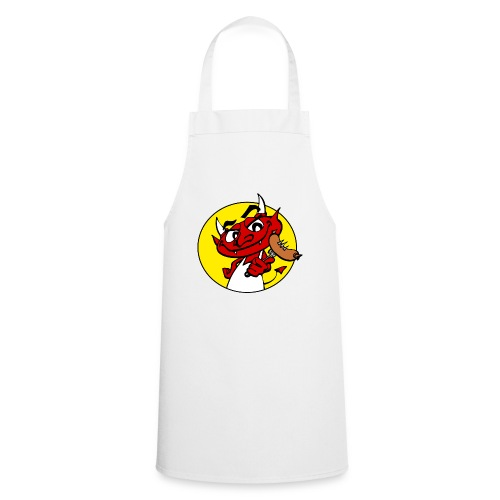 bbc devil circle - Cooking Apron