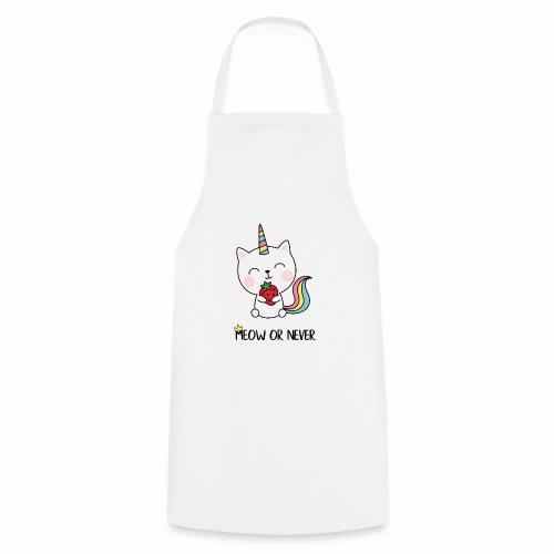 Meow or never - Kochschürze