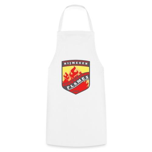 trainingsjack rood - Keukenschort