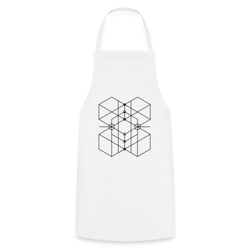 Sacred Geometry 3 - Kochschürze