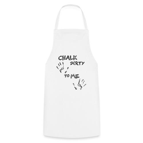 chalkdirty - Keukenschort
