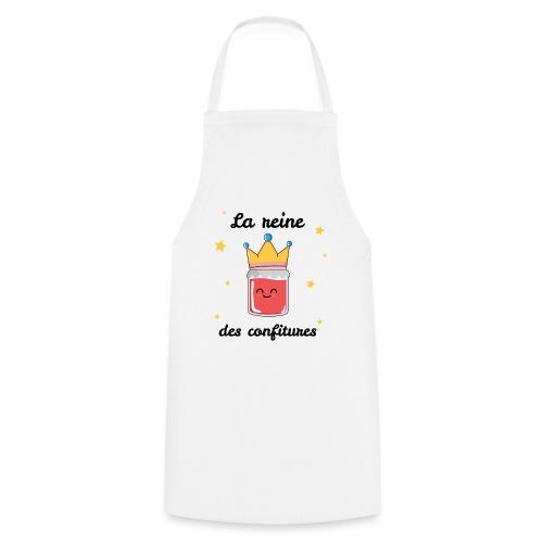 La reine des confitures - Tablier de cuisine
