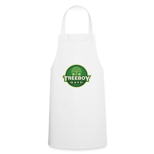 Treeboydave Logo - Cooking Apron