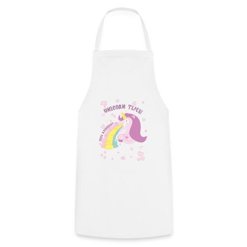 Unicornio - Delantal de cocina