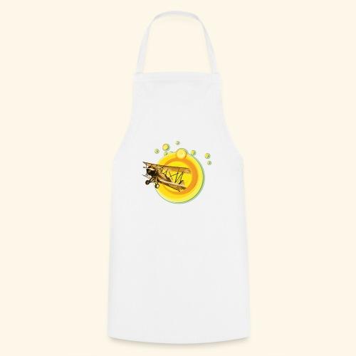 AVIÓN ANTIGUO - Delantal de cocina