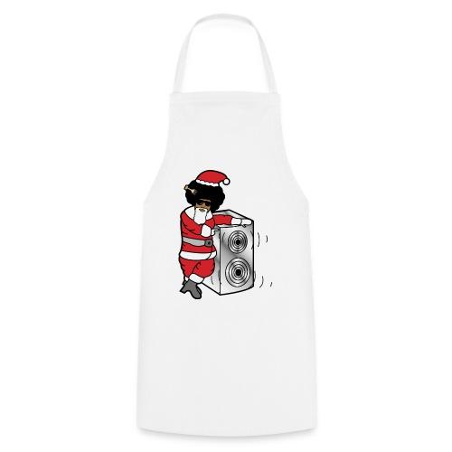Afro Santa w/ Music Speaker - Cooking Apron