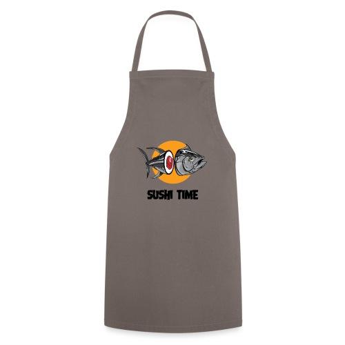 SUSHI TIME-tonno-n - Grembiule da cucina