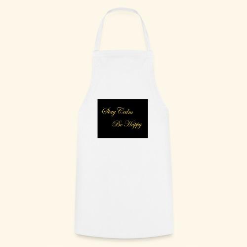 Be Happy - Tablier de cuisine