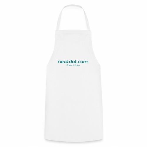 Logo Full slogan - Cooking Apron