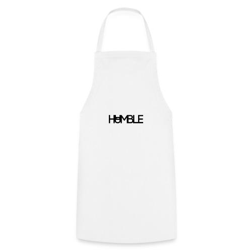 Humble logo - Keukenschort