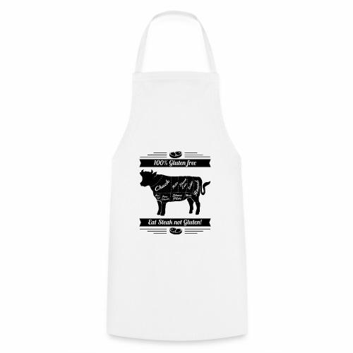 Humorvolles Design für Fleischliebhaber - Kochschürze
