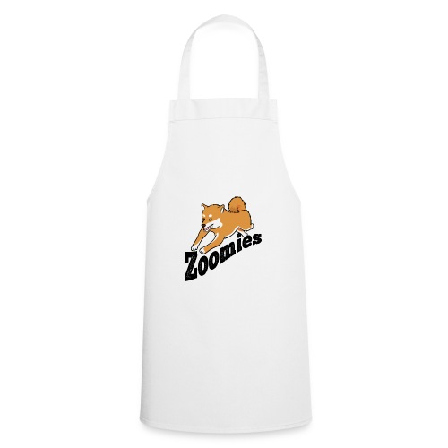 Zoomies Red Shiba - Cooking Apron