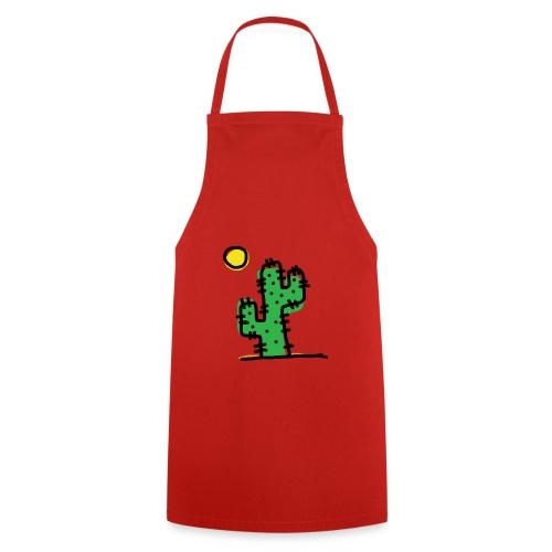 Cactus single - Grembiule da cucina