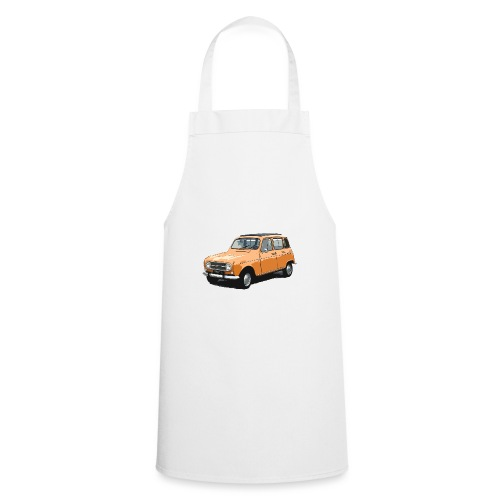 My Fashion 4l - Tablier de cuisine