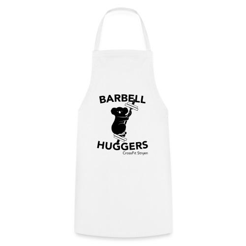 barbellhuggers logo 3 - Keukenschort