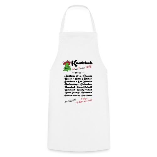 Knutstock LineUp2 - Kochschürze