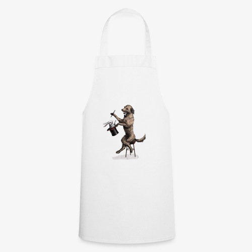 Magician Lurcher - Cooking Apron
