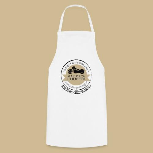 mallorca-chopper-logo - Kochschürze