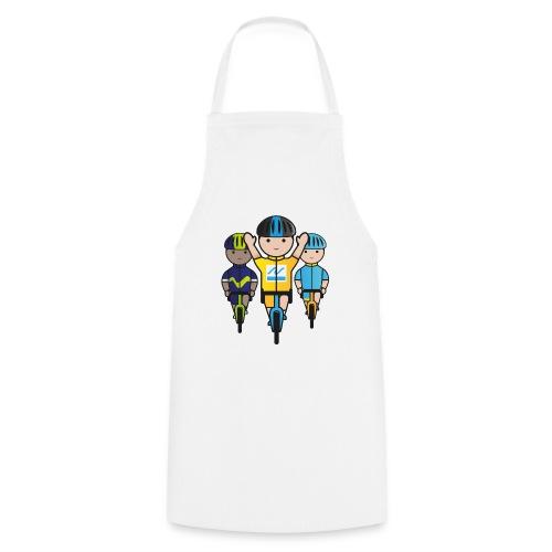 Mini-Racers-Finish - Cooking Apron