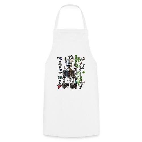 techno sexy - Tablier de cuisine