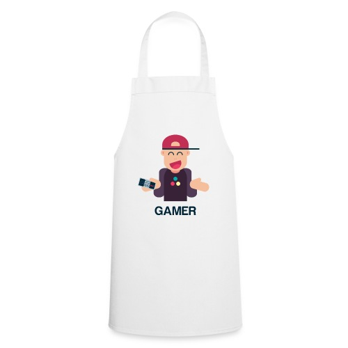 Friendly Gamer - Tablier de cuisine