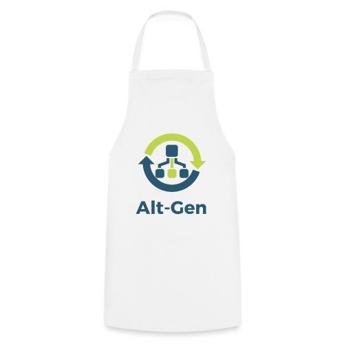 Alt-Gen Logo - Cooking Apron