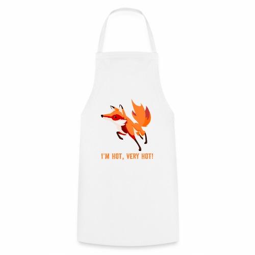 Heisser Fuchs - Kochschürze